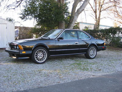 1987 BMW L6