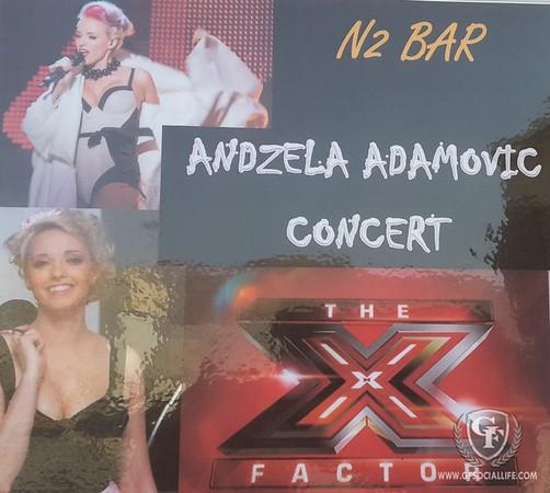 Anžela Adamovič N2 Bar- KABUL