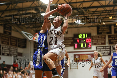 Basketball Cumberland at Tiverton on 12/20/18