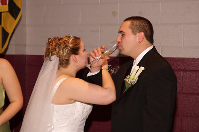 Becky & Mike Toast