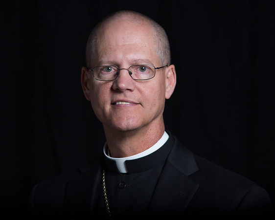 Archbishop Etienne Portrait