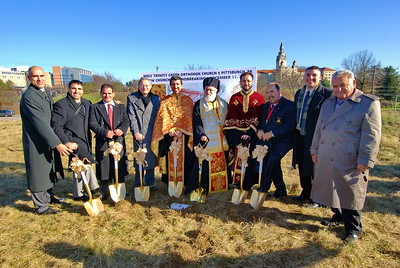Community Life - Groundbreaking - December 11, 2011