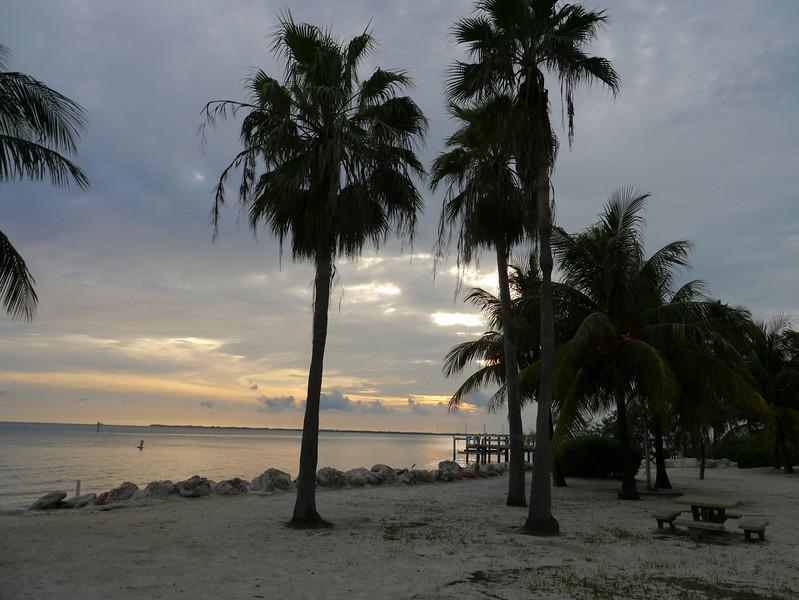 Sunset Park, Key Colony Beach, Florida