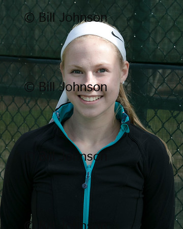 Girls V Tennis Team and Roster Photos 2015-2016