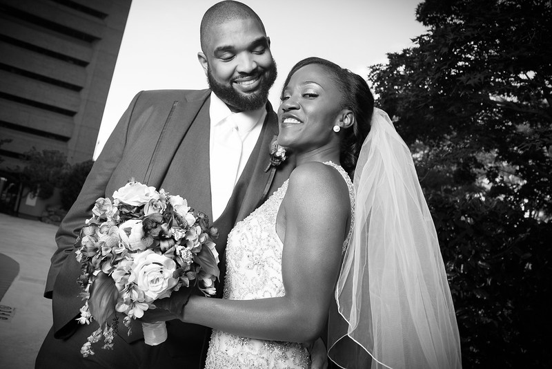 Andrae + Ashleigh Wedding