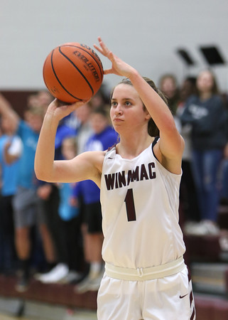Winamac Girls Basketball 2019-2020