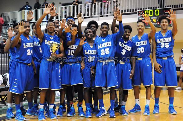 2015 GHSA Region 4-AAAAAA Basketball Tournament