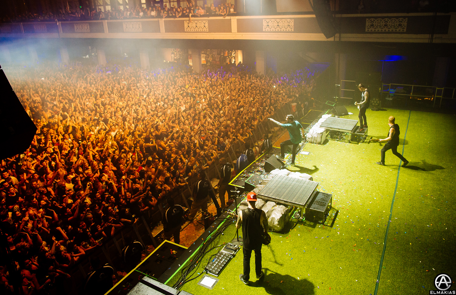 The Parks And Devastation Tour by Adam Elmakias