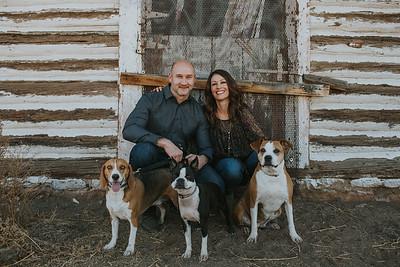 Lyle + pups
