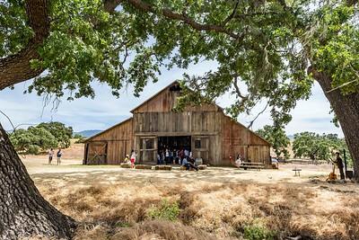 20180520 Gainey open house_barn