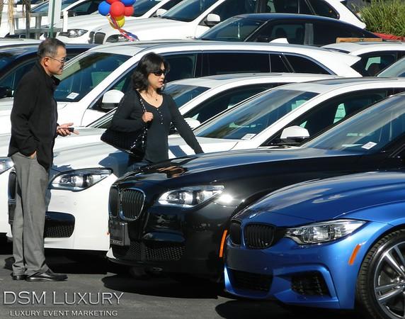 BMW Sales Events