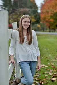 Katie S's Senior Session