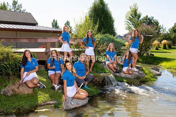 Reed HS Girls Golf