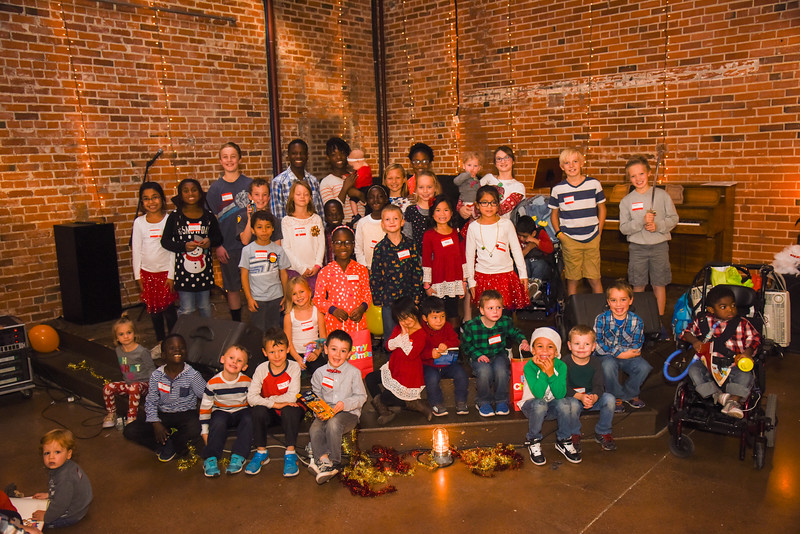 Adoption Christmas Party