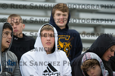 09-21-12 Sandburg vs Lincoln-Way East Students