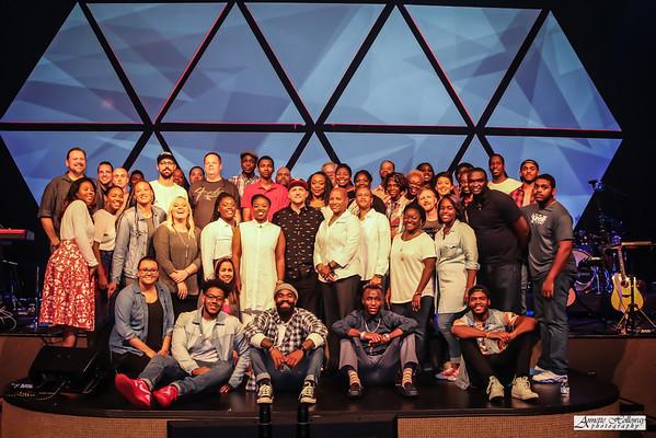 Kingdom Worship Experience 2016