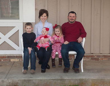 Chad Comer Family