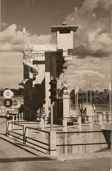 Barragem, dundo