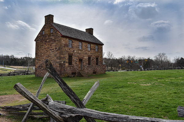 Manassas National Battlefield Park & Brawner's Farm - Manassas & Gainesville, Virginia