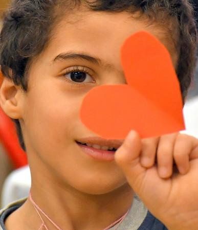Waldorf School Valentines 020818