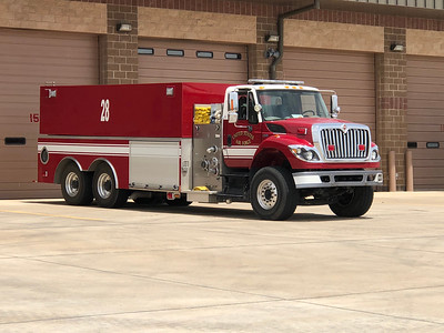 United States Air Force Fire Department
