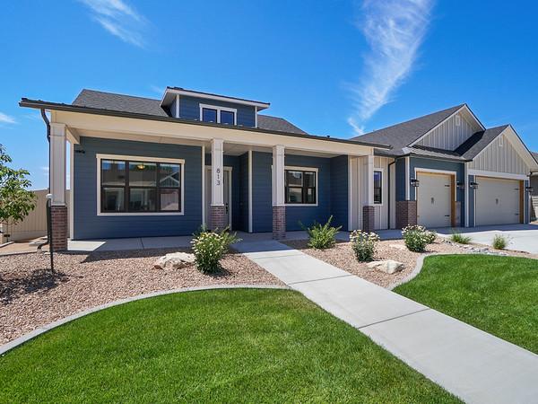 Apple Glen Model Home