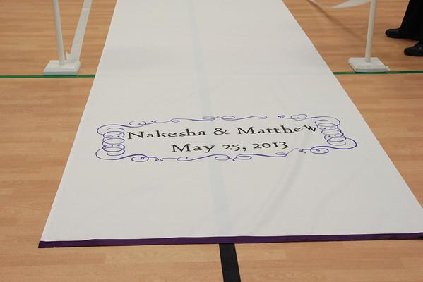 Matthew & NaKesha Silver Candid Shots