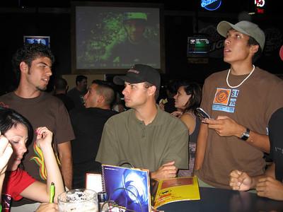 B Dubbs & Patio & Cask Aug 06
