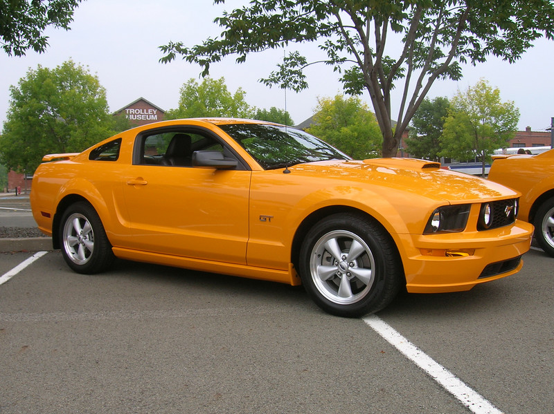 Side view of a clean GT Coupe