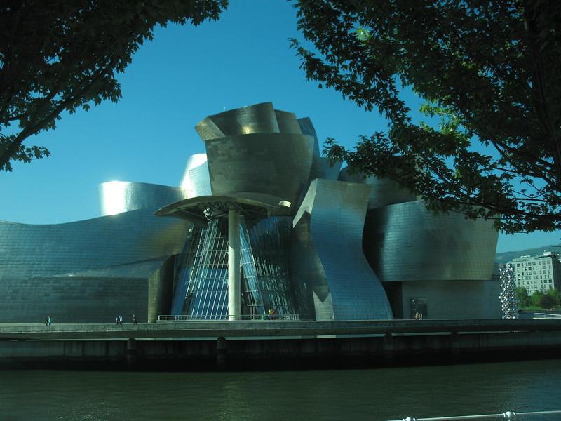 Guggenheim Museum at Bilbao - Mimi Nenno