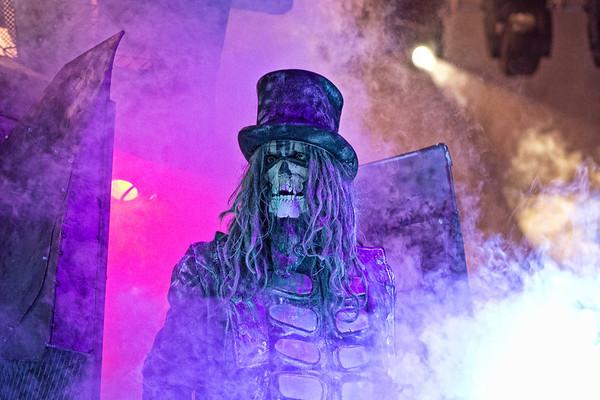 Rob Zombie October 5, 2012