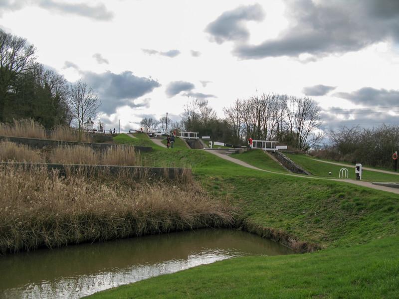 Foxton Locks (2010)