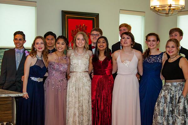 BMCHS Prom 2017