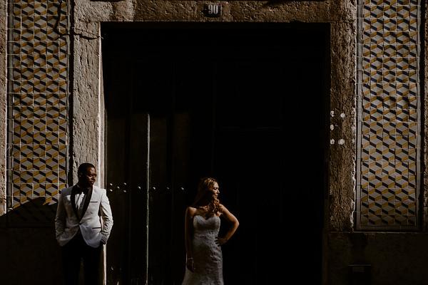 Christelle & Wilson   Rock-the-Dress @ Alfama