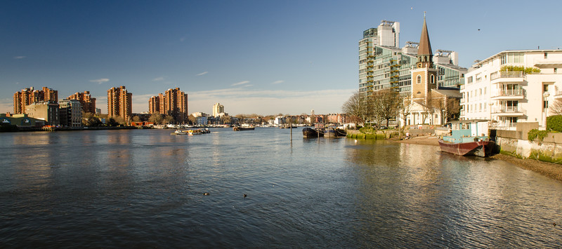 Battersea and Chelsea Riversides