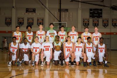 Bonner Springs Mens Basketball 2020
