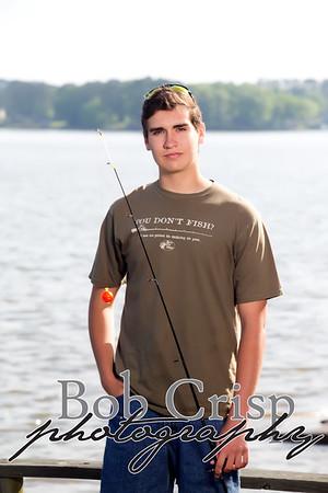 Nick senior portraits