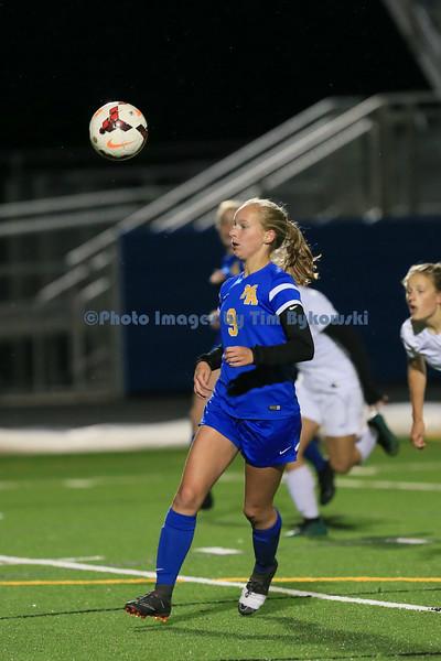 Girls Soccer vs Big Lake 10-4-18