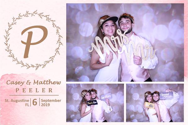 Peeler Wedding
