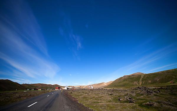 Iceland Bike Tour 2013