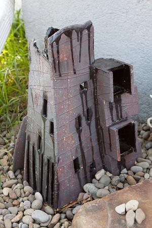 Ceramic Sculptures - Nathan Junkert