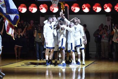 34184 Men's Basketball vs Baylor January 2018