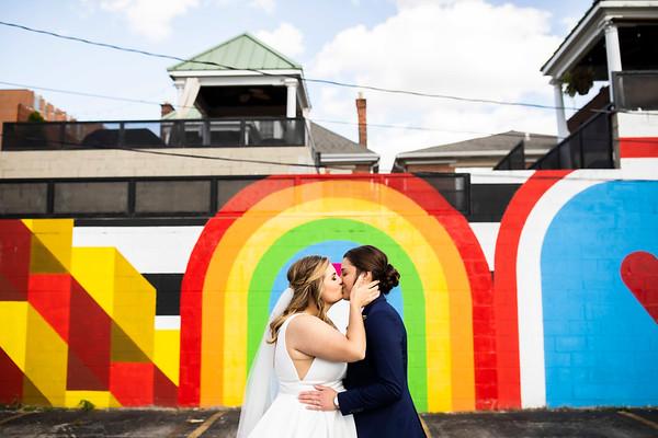 Mandy + Rebecca: Wedding