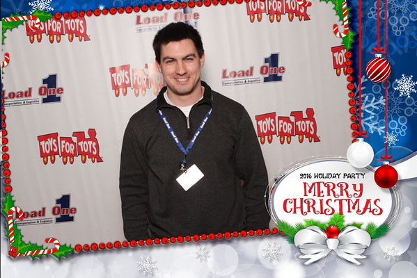 2016 Load One Toys for Tots Red Carpet