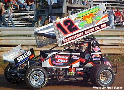 Clinton County Raceway 2003