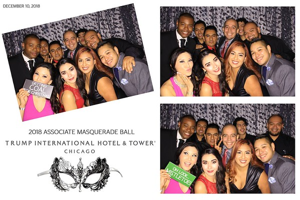 "Trump International Hotel & Tower Chicago ""2018 Associate Masquerade Ball"""