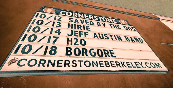 Jeff Austin Band/Dead Winter Carpenters Cornerstone Berkeley,Ca 10-14-18