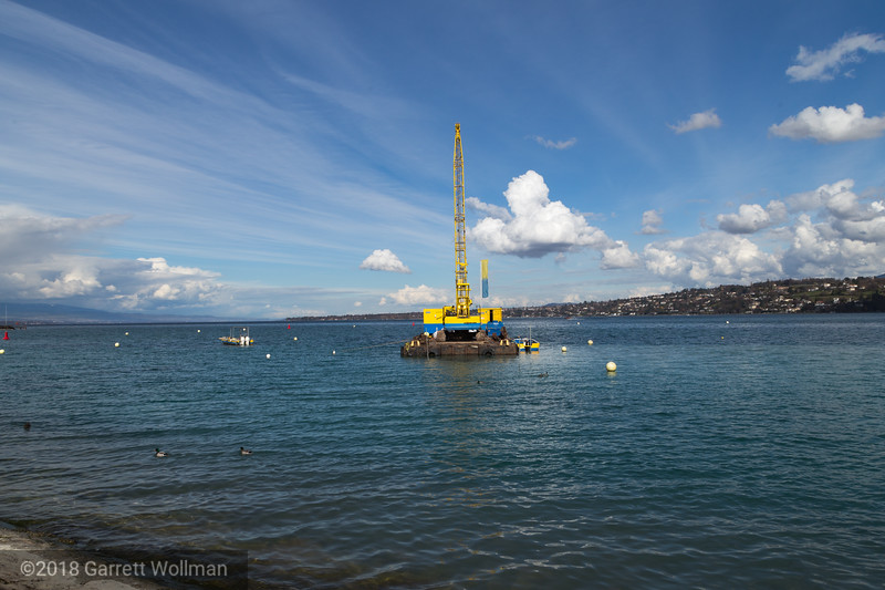 Views of Lake Geneva