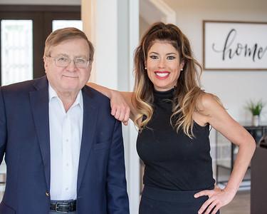 Lisa and Tony team 2020