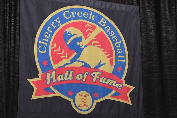 2016 Cherry Creek Baseball - Hall of Fame Banquet - February 20th 2016